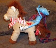 Henry the 8th gots a pony! (irulethegalaxy) Tags: tudor henry viii 8th eighth henryvii henrytheeighth henrythe8th studiouoo wonderfrog notatudor