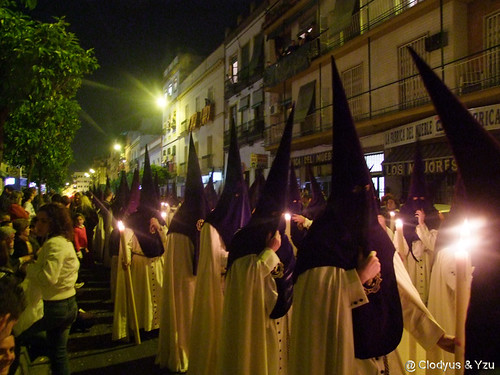 Seville, processions -80