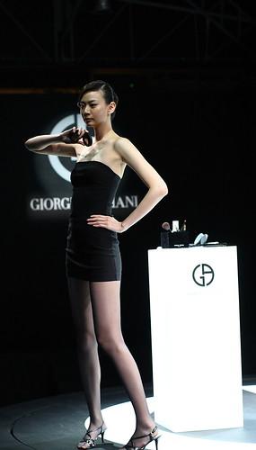 GIORGIO ARMANI 彩妝秀