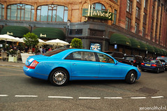 Maybach 62 (Jeroenolthof.nl) Tags: uk blue england bw white black london beautiful car modern square real photography grey lights is amazing nice movement jeroen nikon estate view shot britain united rear great rich uae d70s kingdom s automotive harrods explore londres saudi arabia gb if paparazzi rrr lovely nikkor zwart wit londra exclusive limousine vr 56 57 engeland resources londen belgrave ajman zw maybach f35 automotion 57s 1685 olthof wwwjeroenolthofnl jeroenolthofnl jeroenolthof