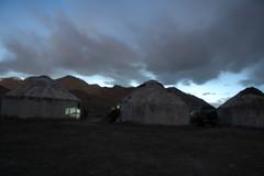 Yurt Camp