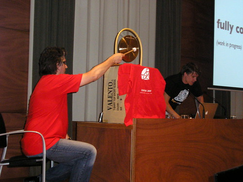gong en la euruko 2009