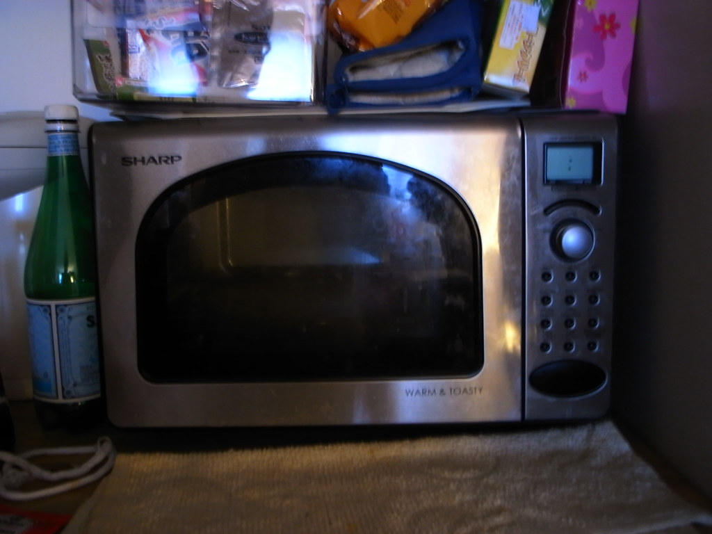 SOLD--Sharp Microwave/Convection Oven