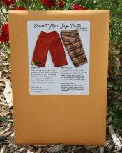 ~*Completely Free Lottery*~ Crescent Moon Yoga Pants Pattern by Little Comet Tails