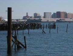 Seaport from East Boston Waterfront, May 19, 2009 2 013-0 (Gig Harmon) Tags: boston eastboston jeffriespoint