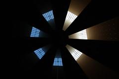 the fan (Zioluc) Tags: church torino architect dome getty turin mariobotta spina3 santovolto luciobeltrami