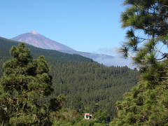 Stunning scenery comes as standard on the La Caldera walk
