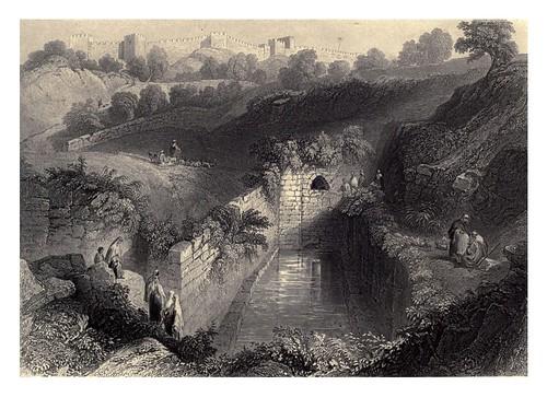 004-Piscina de Siloé-Bartlett, W. H. 1840-1850