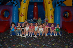 AJ's 5th Birthday Party