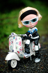 Scootin' About - 11/52 ADAW