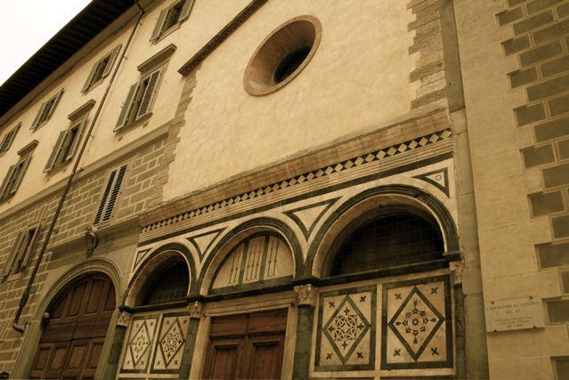 Piazzetta dell'Olio, San Salvatore