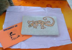 "Swap ""trousse della ricamatrice 3"" - received"