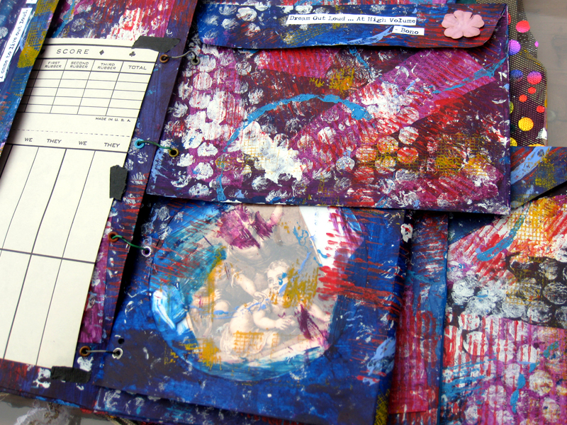 Art Journal Pre-Journal Inside