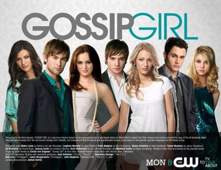 Assistir Gossip Girl 3ª Temporada Legendado Online