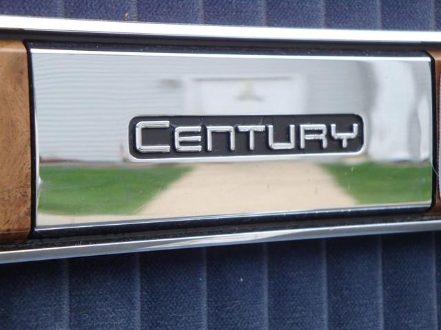 century buick 1989