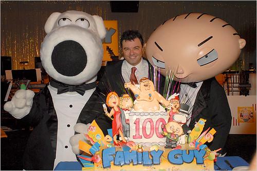 family guy 100 years