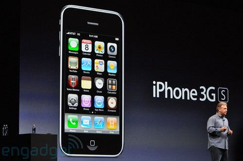 iPhone 3GS 2009