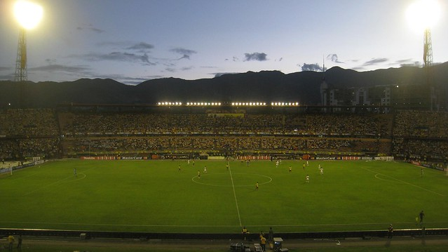 Several of the FIFA U-20 World Cup matches will be played under the lights in Medellin's soccer stadium.