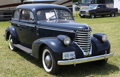 1938 oldsmobile six overview