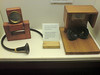 Bell photophone- sent wireless audio using light.