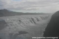 Gullfoss Cascatas Islândia