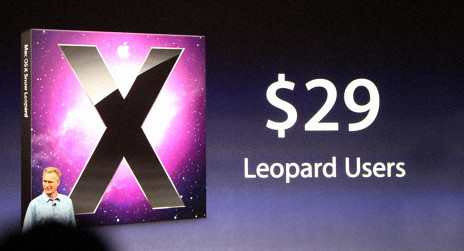 Apple Pricing Snow Leopard To Sell