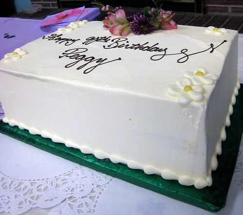 North Hill Bakery Cake, C/O Michelle