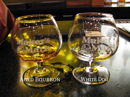White Dog & Bourbon