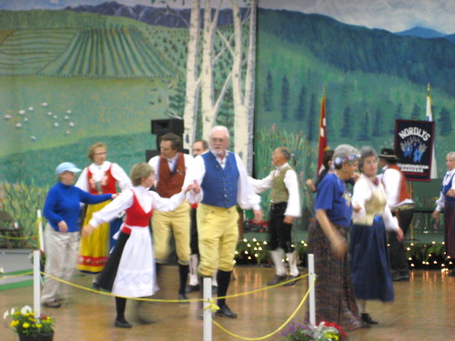 Midsummer Scandinavian Festival - Astoria, Oregon