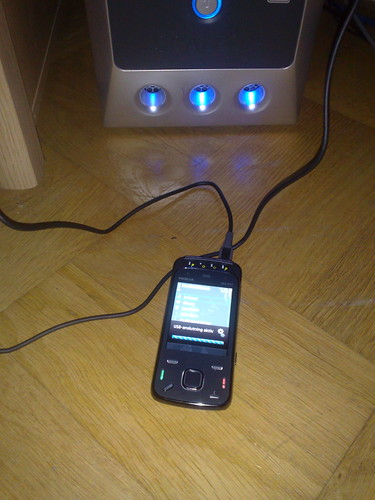 Nokia N86 8MP Indigo