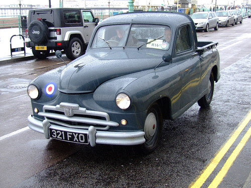 Standard Vanguard phase 1a pickup