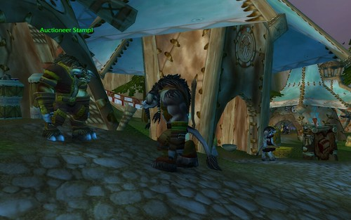 Tauren Auction House