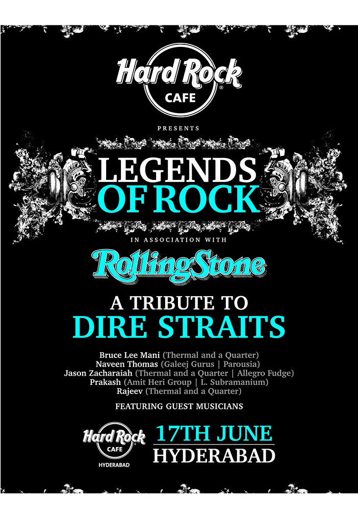 Legends of Rock - Hyderabad