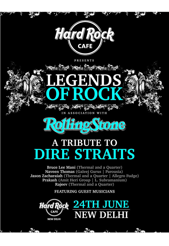 Legends of Rock - Delhi