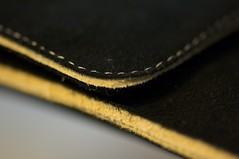 iPad Deerskin Leather Sleeve