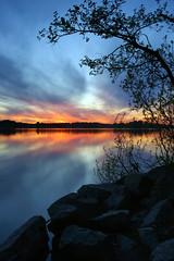 Pitkäjärvi 1 (Alex.Lewis) Tags: sunset sky night last espoo picture again pitkäjärvi sonya850