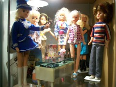 Getting to know you! (Katy's Clutter) Tags: toy dolls retro collections 80s 70s clone sindy pedigreesindy toypincher