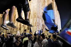 Inter Campione d'Europa 2010  - festa in piazza - 245 (minimapedalia) Tags: milano championsleague inter campione festeggiamenti interista interisti carosellidauto
