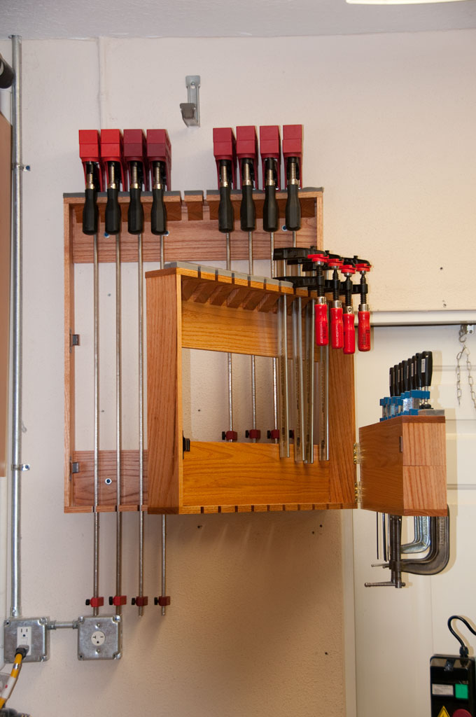 Clamp Rack Gloat Archive Sawmill Creek Woodworking Community