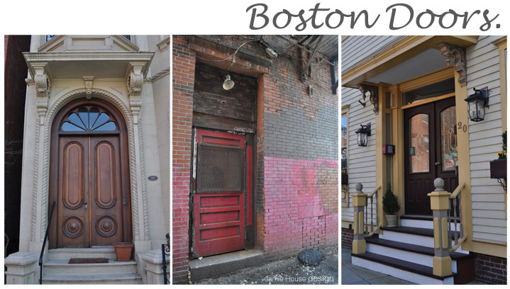 Boston Doors