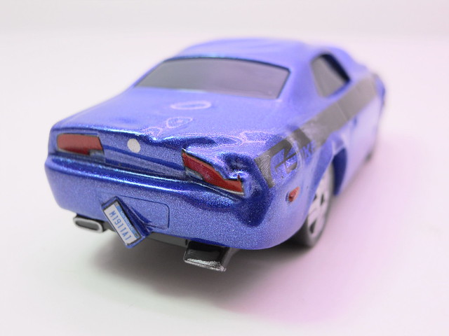 disney cars 2 movie doubles damaged rod torque redline grem 1 (4)