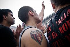 #milan18 (lyonora) Tags: milan milano 18 acmilan tifosi piazzaduomo madonnina scudetto festeggiamenti 2011 campionato diciotto tifoso milan18 18scudetto diciottesimoscudetto vincitadelloscudetto