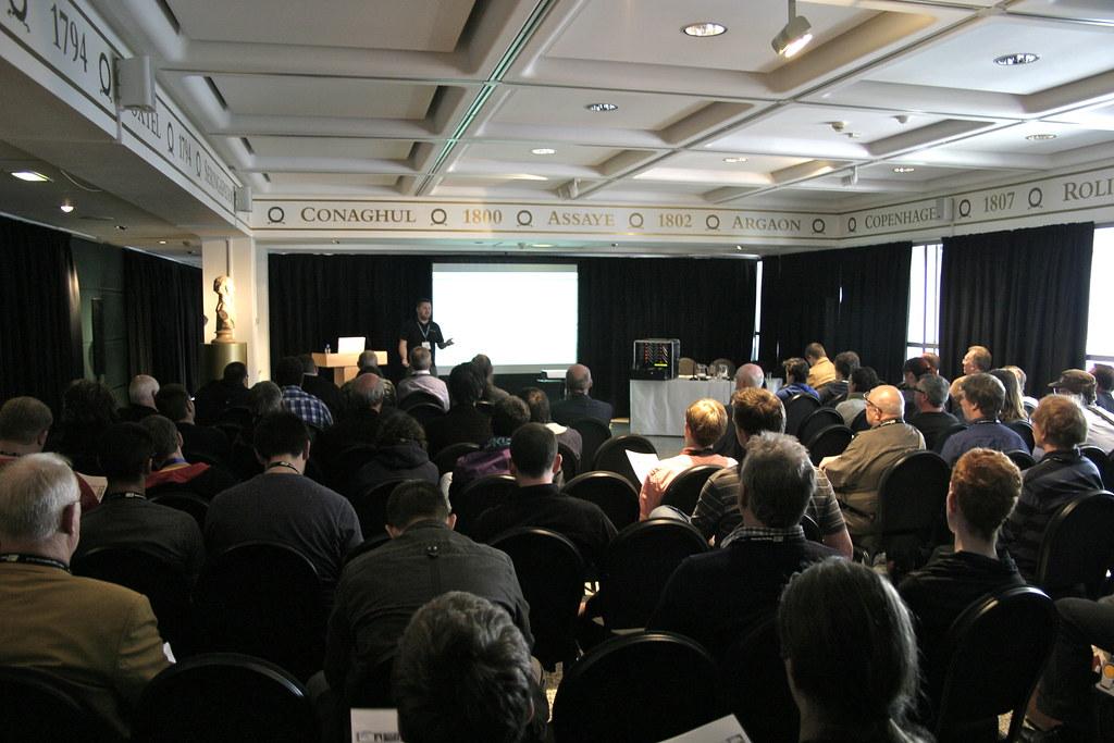 PLASA Focus Wireless On A Budget Seminar