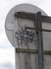 SHARK SMEER (]L ][ /A\ ]M[) Tags: graffiti tag illegal handstyle