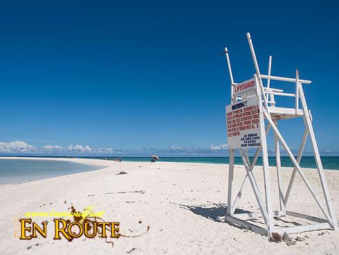 White Island Life Guard Posts