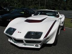 1971 CHEVROLET CORVETTE (V8 Power) Tags: chevrolet 1971 muscle bowtie corvette v8