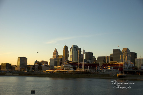 Cincinnati Sunset