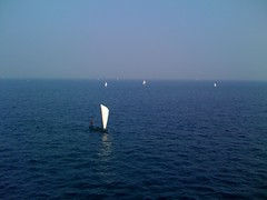 Sailing, Near Vizag