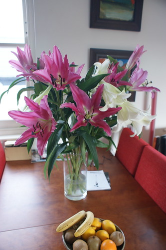 flowers for mon C