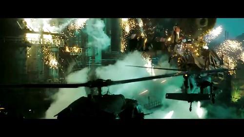Transformers 2 constructicon pala mecánica
